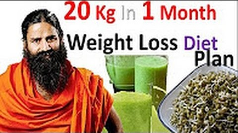 Baba ramdev tips for 20 kg 1 month weight loss diet plan avoid food baba ramdev tips for 20 kg 1 month weight loss diet plan avoid food during ccuart Gallery